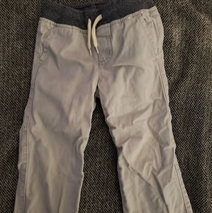 ❤SALE Gymboree boys 2T grey wide leg chinos